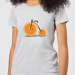 Florent Bodart Citrus Women's T-Shirt - Grey