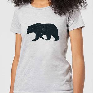 Florent Bodart Bear Women's T-Shirt - Grey