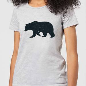 Florent Bodart Bear Women's T-Shirt - Grey