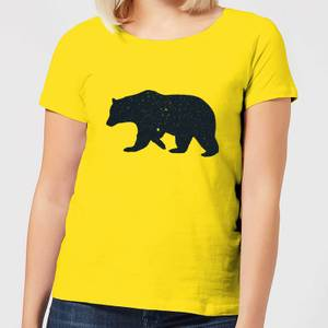 Florent Bodart Bear Women's T-Shirt - Yellow
