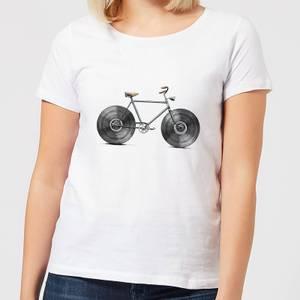 Florent Bodart Velophone Women's T-Shirt - White