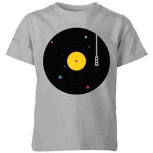 Florent Bodart Music Everywhere Kids' T-Shirt - Grey