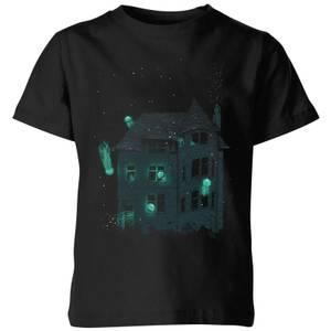 Florent Bodart A New Home Kids' T-Shirt - Black