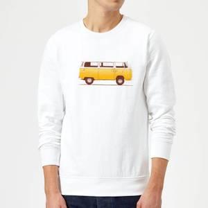 Florent Bodart Yellow Van Sweatshirt - White