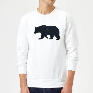 Florent Bodart Bear Sweatshirt - White
