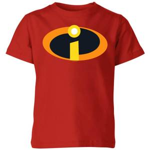 T-Shirt Enfant Logo Les Indestructibles 4 - Rouge