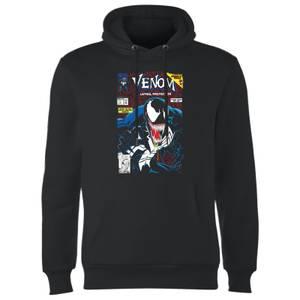 Sweat à Capuche Homme Venom Protecteur Léthal Marvel - Noir