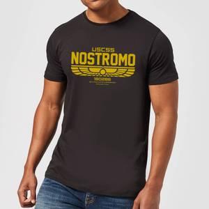 Alien USCSS Nostromo Men's T-Shirt - Black