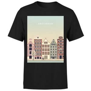 Amsterdam Men's T-Shirt - Black