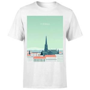 Vienna Men's T-Shirt - White