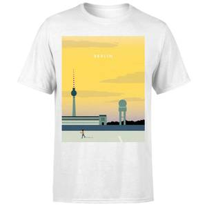 Berlin Men's T-Shirt - White