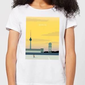 Berlin Women's T-Shirt - White