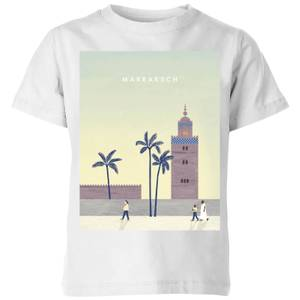 Marrakech Kids' T-Shirt - White