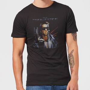 Terminator Vintage Men's T-Shirt - Black