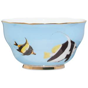 Yvonne Ellen Party Fish Bowl - Blue