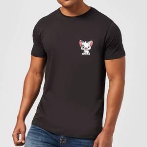 T-Shirt Homme Pua le Cochon Vaiana, la Légende du bout du monde Disney - Noir