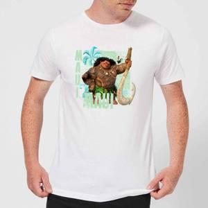 Disney Moana Maui Men's T-Shirt - White