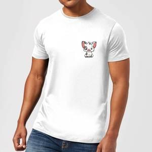 T-Shirt Homme Pua le Cochon Vaiana, la Légende du bout du monde Disney - Blanc