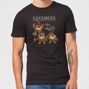 Camiseta Disney Vaiana Kakamora - Hombre - Negro