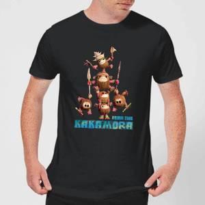 Disney Moana Fear The Kakamora Men's T-Shirt - Black