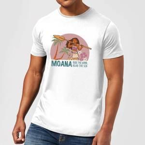 Disney Moana Read The Sea Men's T-Shirt - White