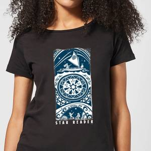 Moana Star Reader Women's T-Shirt - Black