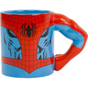 Meta Merch Marvel Spider-Man Arm Mug