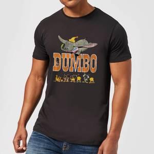 Disney Dumbo The One The Only Men's T-Shirt - Black