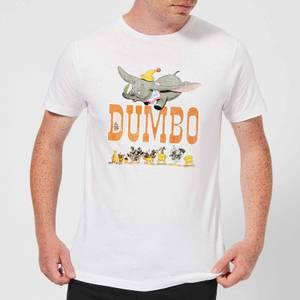 Disney Dumbo The One The Only Men's T-Shirt - White