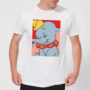 Disney Dumbo Portrait Men's T-Shirt - White