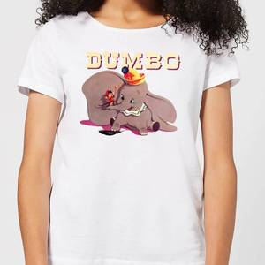 Dumbo Timothy's Trombone Women's T-Shirt - White