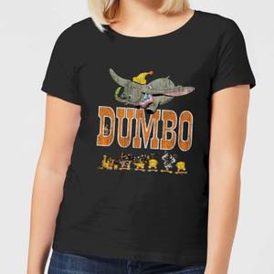 Dumbo The One The Only Damen T-Shirt - Schwarz