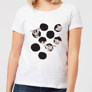Dumbo Peekaboo Women's T-Shirt - White