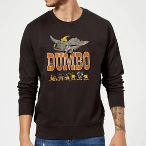 Sweat Homme Le Seul et l'Unique Dumbo Disney - Noir