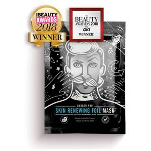 BARBER PRO Skin Renewing Foil Mask 30 g