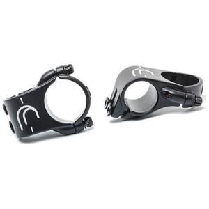 Deda Parabolica/Fastblack 2 Clamp Pair - Black