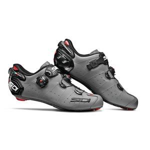 Sidi Wire 2 Carbon Matt Road Shoes - Matt Grey/Black