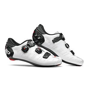 Sidi Ergo 5 Road Shoes - White/Black