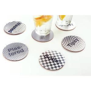 Drunk? 3D-Coasters