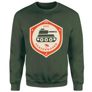 Der Panzerwagen スウェットシャツ