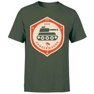 Der Panzerwagen Men's T-Shirt