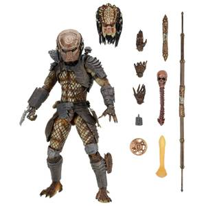 Figurine articulée Ultimate City Hunter (18 cm), Predator 2 – NECA