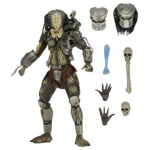 "NECA Predator - 7"" Scale Action Figure - Ultimate Jungle Hunter"