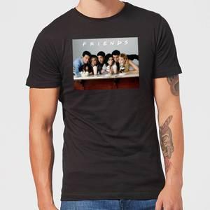 Friends Milkshake Men's T-Shirt - Black