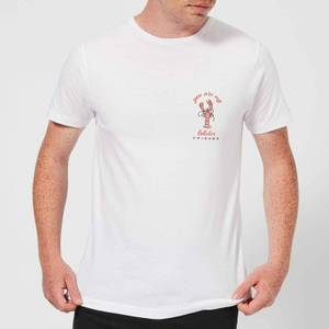 T-Shirt Homme You Are My Lobster - Friends - Blanc