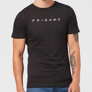T-Shirt Homme Logo - Friends - Noir