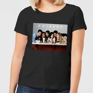 Friends Milkshake Women's T-Shirt - Black