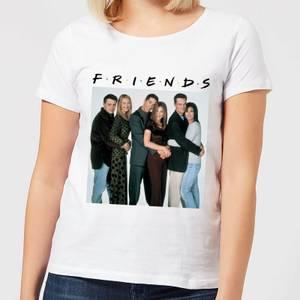 Friends Group Shot Women's T-Shirt - White