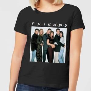 Friends Group Shot Women's T-Shirt - Black