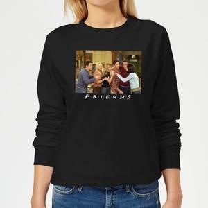 Friends Cast Shot Women's Sweatshirt - Black